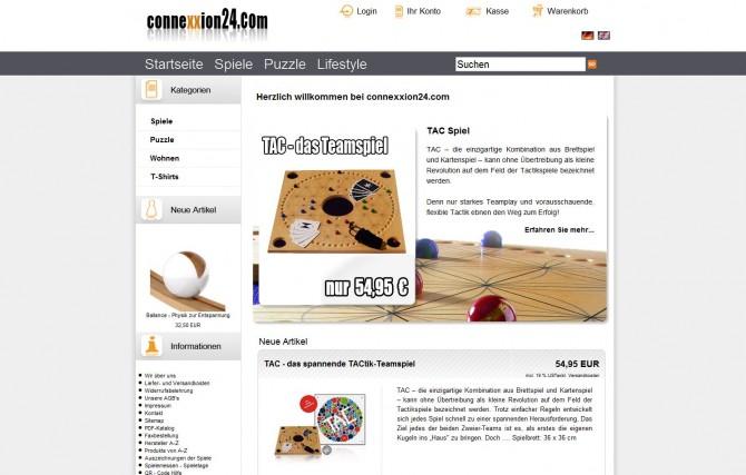 connexxion24.com - Startseite